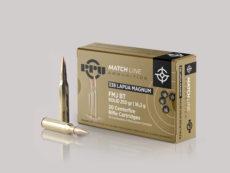 Cartouche calibre .338 Lapua Magnum