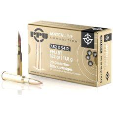 Cartouche calibre 7,62x54R
