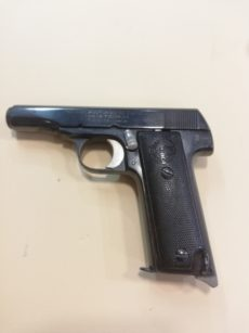 Pistolet ASTRA modèle 700, calibre 7,65mm Browning