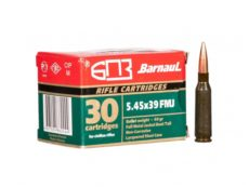 BARNAUL calibre 5,45x39mm