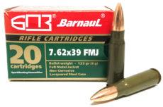 BARNAUL calibre 7,62x39mm