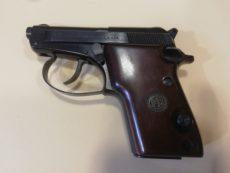 Pistolet BERETTA, modèle 21A, calibre .22 long rifle