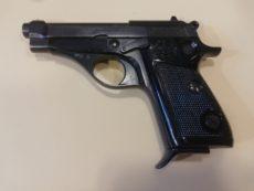Pistolet BERETTA, modèle 71, calibre .22 long rifle