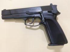 Pistolet FN BROWNING modèle BDA, calibre 9x19