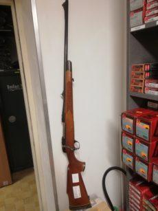 Carabine de chasse BSA à répétition, calibre .270 Winchester