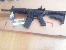 Carabine COLT M4, calibre .223 Remington /5,56 Nato