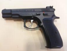 Pistolet CZ modèle 85 Combat, calibre 9x19