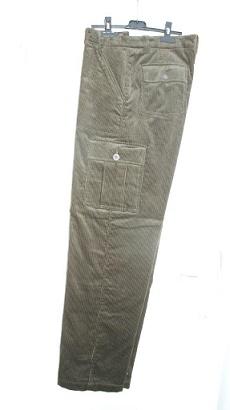 UNIVERS Pantalon Velours