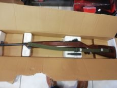 Carabine ERMA modèle EM1, calibre .22 long rifle