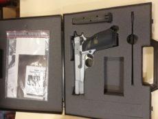 Pistolet semi automatique FN BROWNING GP calibre 9x19