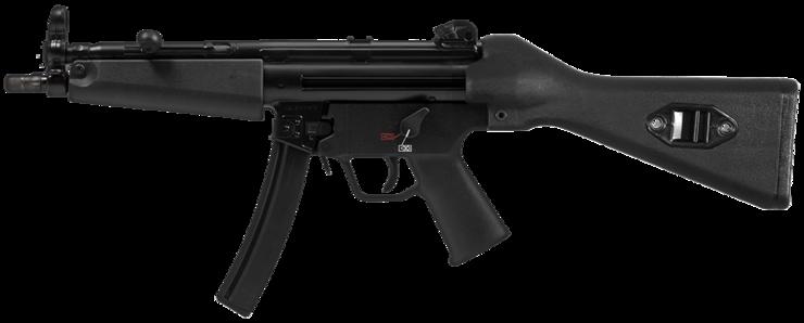 Carabine HECKLER&KOCH SP5 calibre 9x19