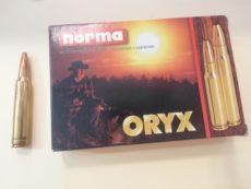 Cartouches de chasse marque NORMA calibre 300 winchester magnum