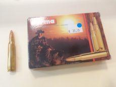Cartouches de chasse marque NORMA calibre 270 winchester