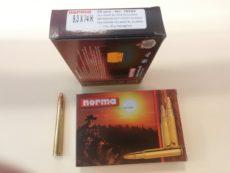 Cartouches de chasse marque NORMA calibre 9,3 x74R