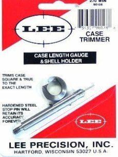 LEE Case Lenght Gauge & Shell Holder 270 Winchester