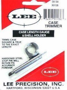 LEE Case Lenght Gauge & Shell Holder 30-30 Winchester