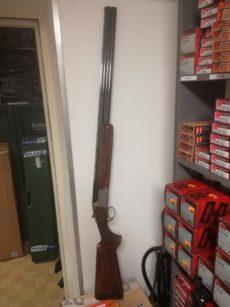 Fusil de trap marque MIROKU, modèle MK38 TRAP, calibre 12