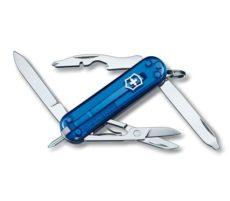 Victorinox couteau de poche Manager bleu Transparent