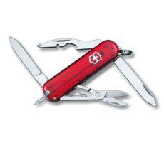 Victorinox couteau de poche Manager rouge Transparent