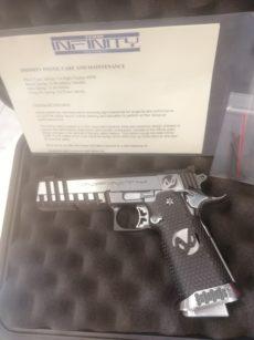 Pistolet STRAYER VOIGT INFINITY (SVI)