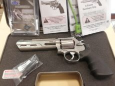 Revolver SMITH ET WESSON modèle 686 COMPETITOR calibre .357 magnum