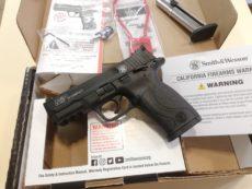 Pistolet SMITH ET WESSON MP22 COMPACT calibre .22 long rifle