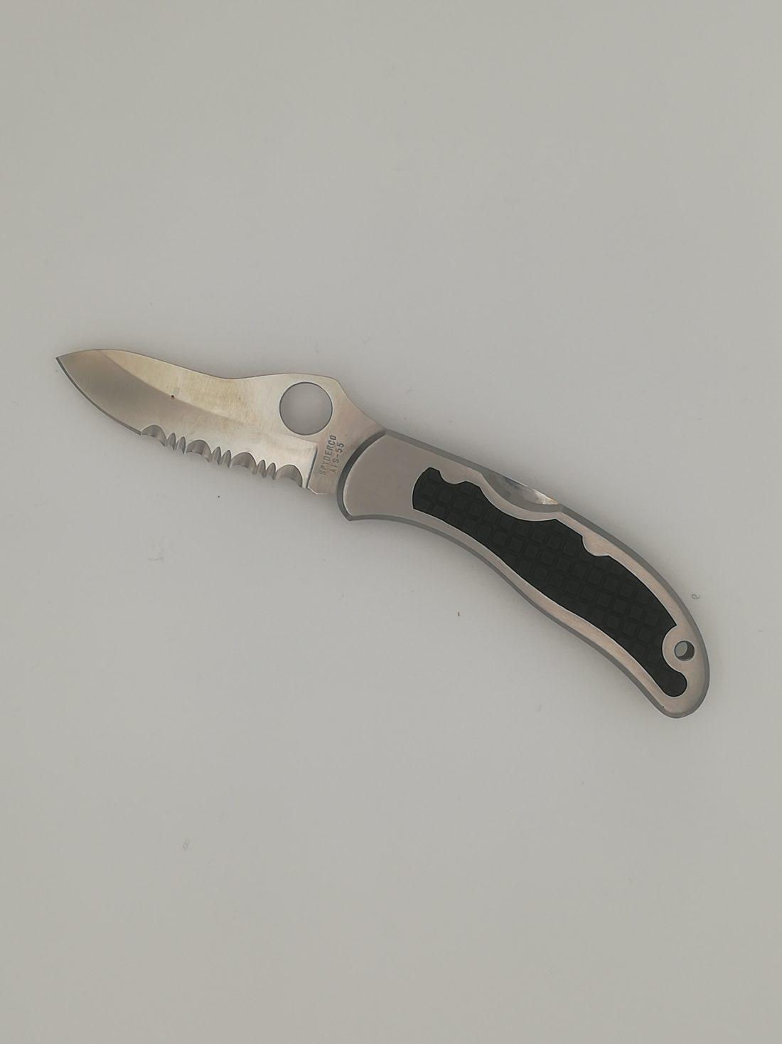 Spyderco C13PS Pro Grip II