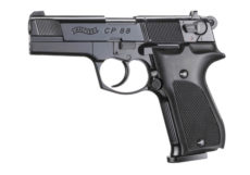 PISTOLET CO2 WALTHER CP88 BLUE CALIBRE 4,5MM