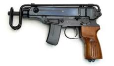 pistolet semi automatique SKORPION VZ61S