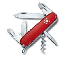 Victorinox couteau de poche Spartan rouge