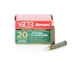 BARNAUL calibre 223 remington