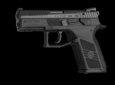 Pistolet CZ modèle P07, calibre 9x19