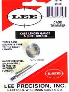 LEE Case Lenght Gauge & Shell Holder 357 Magmum