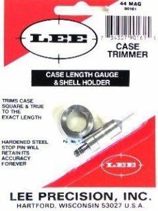 LEE Case Lenght Gauge & Shell Holder 44 Magnum