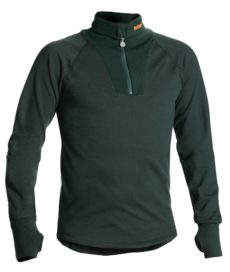 Termo sous-pull col camionneur manches longues Termoswed plus