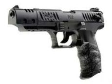 Pistolet WALTHER modèle PPQ